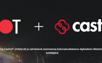 CastorIT on nyt osa Bilot-konsernia